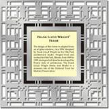 Frank Lloyd Wright Oak Park Frame - Photo Museum Store Company