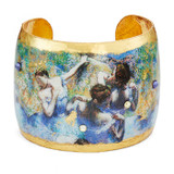 Degas Ballerinas Cuff - Museum Jewelry - Museum Company Photo