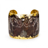 Delhi Elephant Cuff - Museum Jewelry - Museum Company Photo
