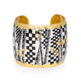 Checkers Cuff - Museum Jewelry - Museum Company Photo