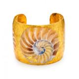 Nautilus Cuff - Museum Jewelry - Museum Company Photo