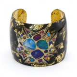 Bejeweled Black Cuff - Museum Jewelry - Museum Company Photo