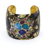 Bejeweled Black Cuff - Museum Jewelry - Museum Company Photo