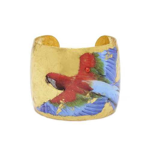 Macaw Cuff - Museum Jewelry - Museum Company Photo