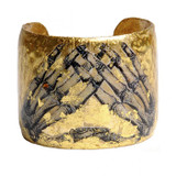 Boney Hands Cuff - Museum Jewelry - Museum Company Photo