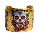 Skullduggery Cuff - Museum Jewelry - Museum Company Photo
