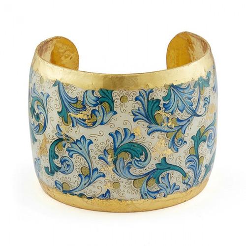 Blue Firenze Cuff - Museum Jewelry - Museum Company Photo