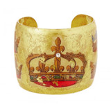 French Crown Cuff - Museum Jewelry - Museum Company Photo