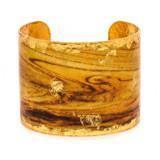 Norwegian Wood Cuff - Museum Jewelry - Museum Company Photo