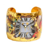 Time Flies Cuff - 2 inch - Museum Jewelry - Museum Company Photo