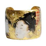 Geisha Cuff - Museum Jewelry - Museum Company Photo