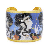 Ladies in Blue Cuff - Museum Jewelry - Museum Company Photo