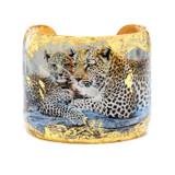 Zimbabwe Leopard Cuff - Museum Jewelry - Museum Company Photo