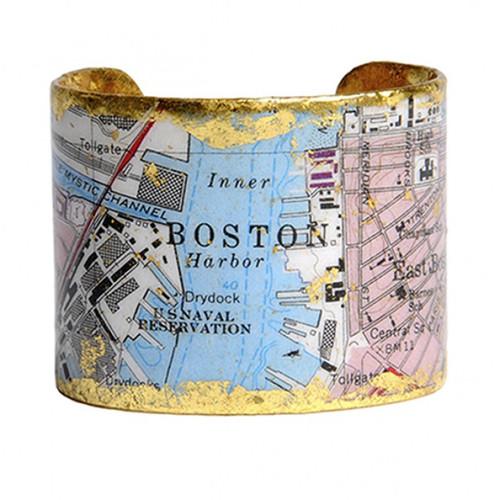 Boston Harbor Cuff - Museum Jewelry - Museum Company Photo
