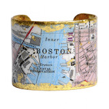 Boston Harbor Cuff - Museum Jewelry - Museum Company Photo