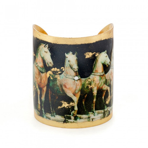 "Cavalli Cuff - 3"" - Museum Jewelry - Museum Company Photo"