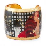 Erté Top Hat Cuff - Museum Jewelry - Museum Company Photo