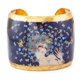 Erté Fantasia Cuff - Museum Jewelry - Museum Company Photo
