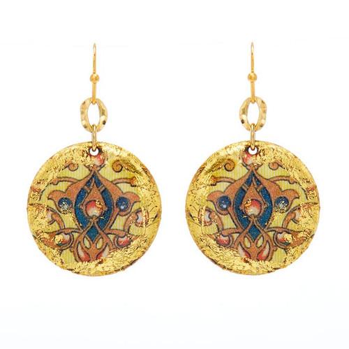 Alexandria Earrings - Museum Jewelry - Museum Company Photo