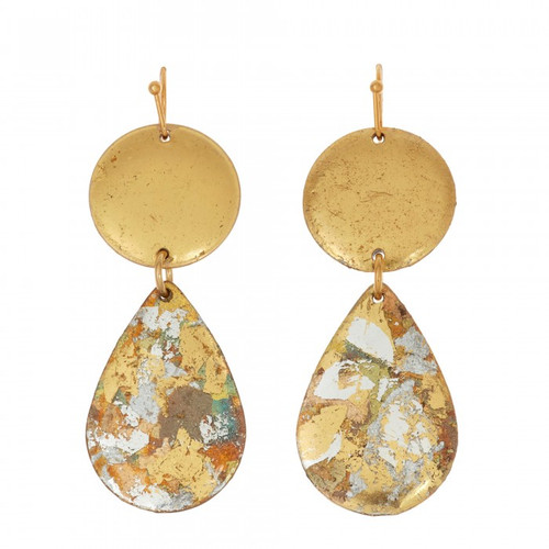 Cosmos Earrings - Museum Jewelry - Museum Company Photo