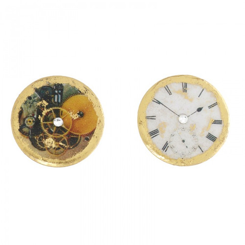 Time After Time Stud Earrings - Museum Jewelry - Museum Company Photo