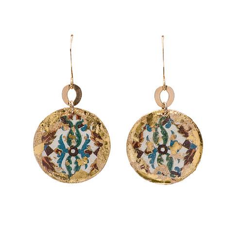 Pompeii Earrings - Museum Jewelry - Museum Company Photo