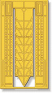 Tree of Life Bookmark  - Frank Lloyd Wright - Photo Museum Store Company