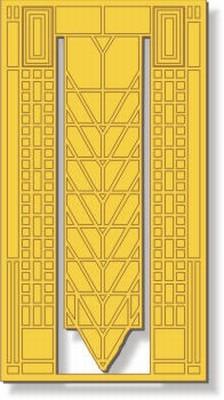 Tree of Life Bookmark  - Frank Lloyd Wright - Photo Museum Store Company
