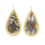 Isabella Teardrop Earrings - Museum Jewelry - Museum Company Photo