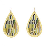 Munich Teardrop Earrings - Museum Jewelry - Museum Company Photo