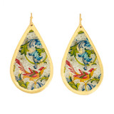 Firenze Teardrop Earrings - Museum Jewelry - Museum Company Photo