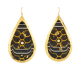 Barcelona Teardrop Earrings - Museum Jewelry - Museum Company Photo