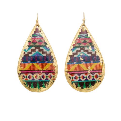 Aztec Earrings - Museum Jewelry - Museum Company Photo