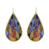 Westport Teardrop Earrings - Museum Jewelry - Museum Company Photo