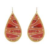 Taos Teardrop Earrings - Museum Jewelry - Museum Company Photo