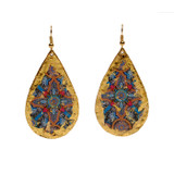 Charlemagne Teardrop Earrings - Museum Jewelry - Museum Company Photo