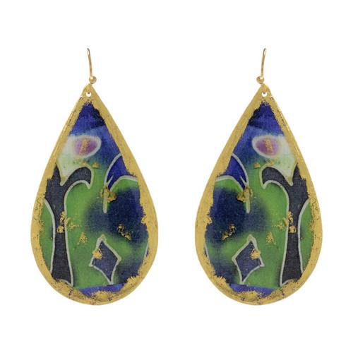 Denver Teardrop Earrings - Museum Jewelry - Museum Company Photo