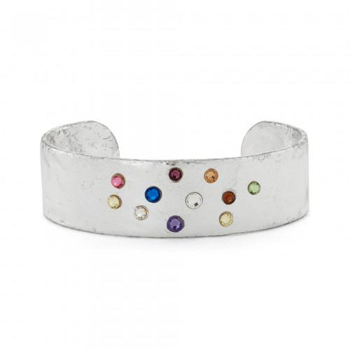 Princess Cuff Silver - Museum Jewelry - Museum Company Photo