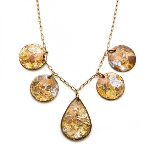 Cosmos Necklace - Museum Jewelry - Museum Company Photo