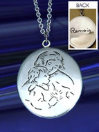 Mother & Child Necklace - Auguste Renoir (1841-1919) - Photo Museum Store Company