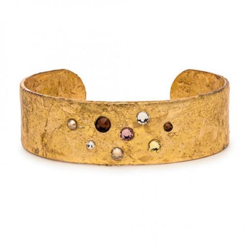 Princess Cuff Gold - Museum Jewelry - Museum Company Photo