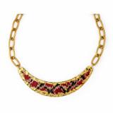 Python Red Boomer Pendant - Museum Jewelry - Museum Company Photo
