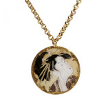 Geisha Pendant - Museum Jewelry - Museum Company Photo