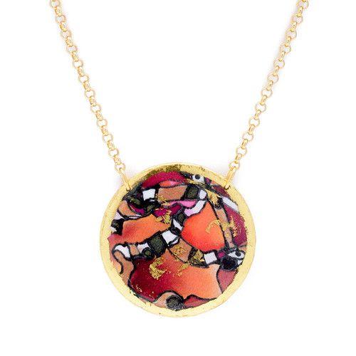 Chicago Pendant - Museum Jewelry - Museum Company Photo