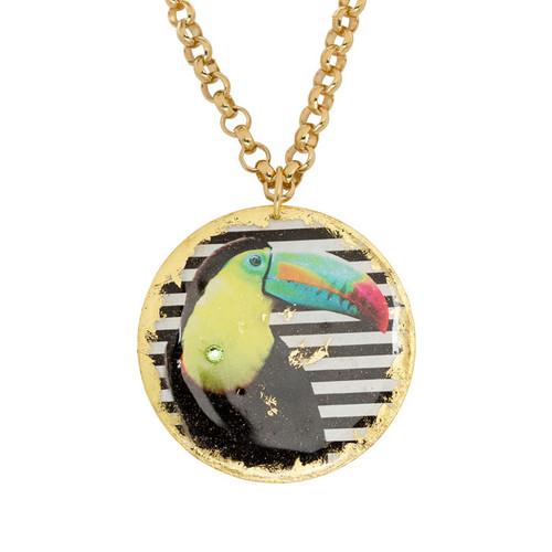 Toucan Pendant - Museum Jewelry - Museum Company Photo