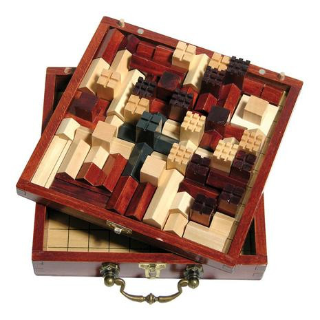 Cathedral Travel - The Game of the Medieval City - Award Winner Travel Version - Photo Museum Store Company