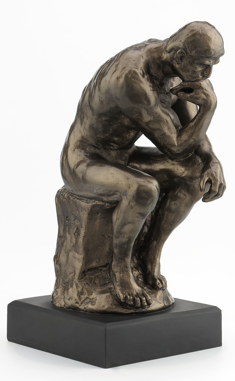 The Thinker By August Rodin French 1840 1917 The Baltimore Museum Of Art Mmw002861