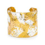 Stockholm Cuff - Hammered - Museum Jewelry - Museum Company Photo
