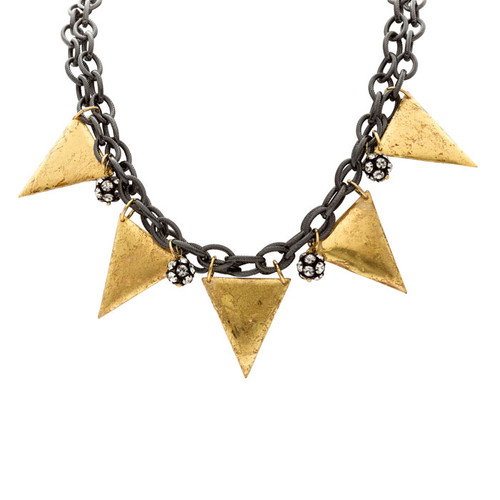 The Bolt Necklace - Museum Jewelry - Museum Company Photo