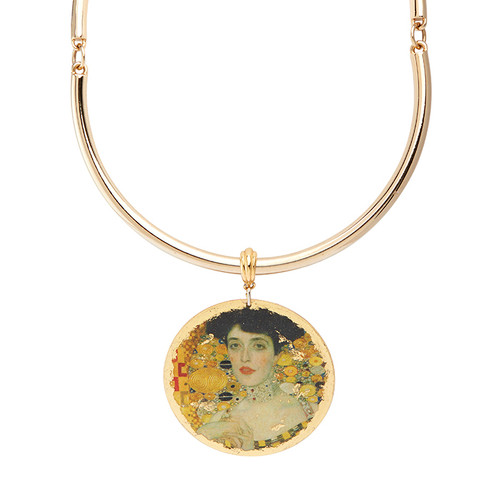 Adele Collar Necklace - Museum Jewelry - Museum Company Photo